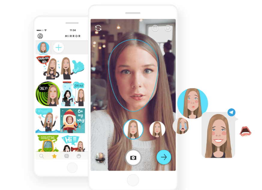 Mobile Startup Mirror AI Closes $3.5 Million