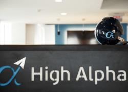 High Alpha Closes Over $100 Million