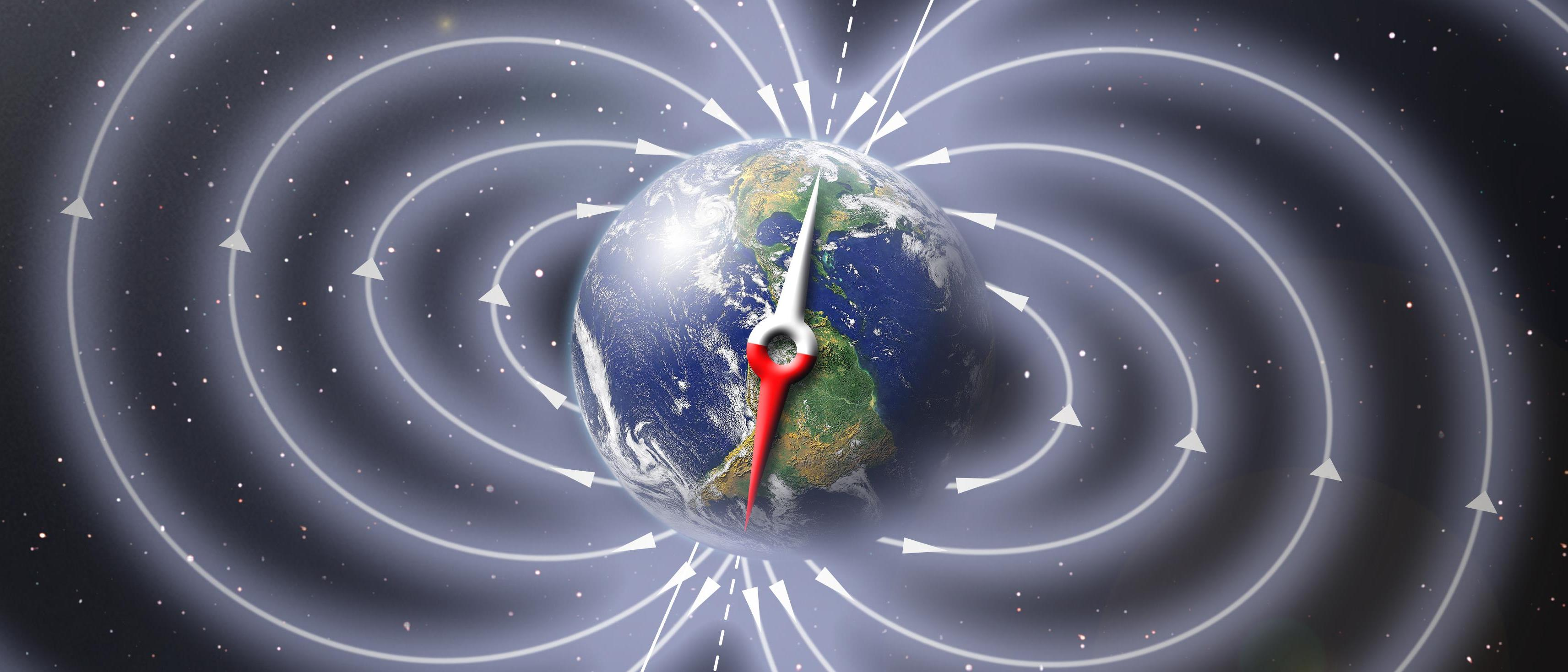 Nmr Using Earth S Magnetic Field