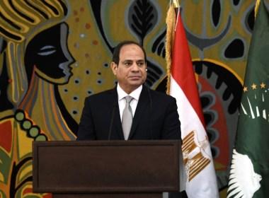 Abdel Fattah al-Sisi denies allegations of corruption