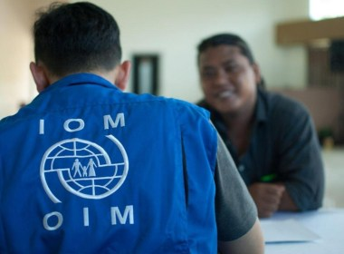 IOM reports over 100 migrants missing off Libyan coast