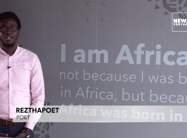 The #AfricaFirst Pledge with Adebola Afolabi (RezThaPoet)