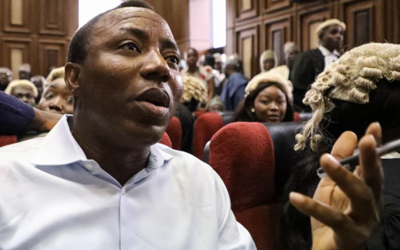 Release Sowore within 24 hours - Court orders