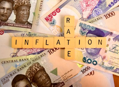 Nigeria's inflation rate hit 11.85% in November 2019