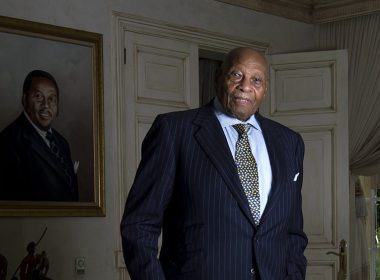 South African Business Mogul dies at 99