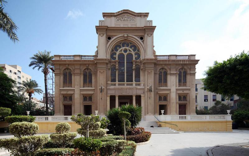 Egypt unveils renovated 14th-century Eliyahu Hanavi synagogue