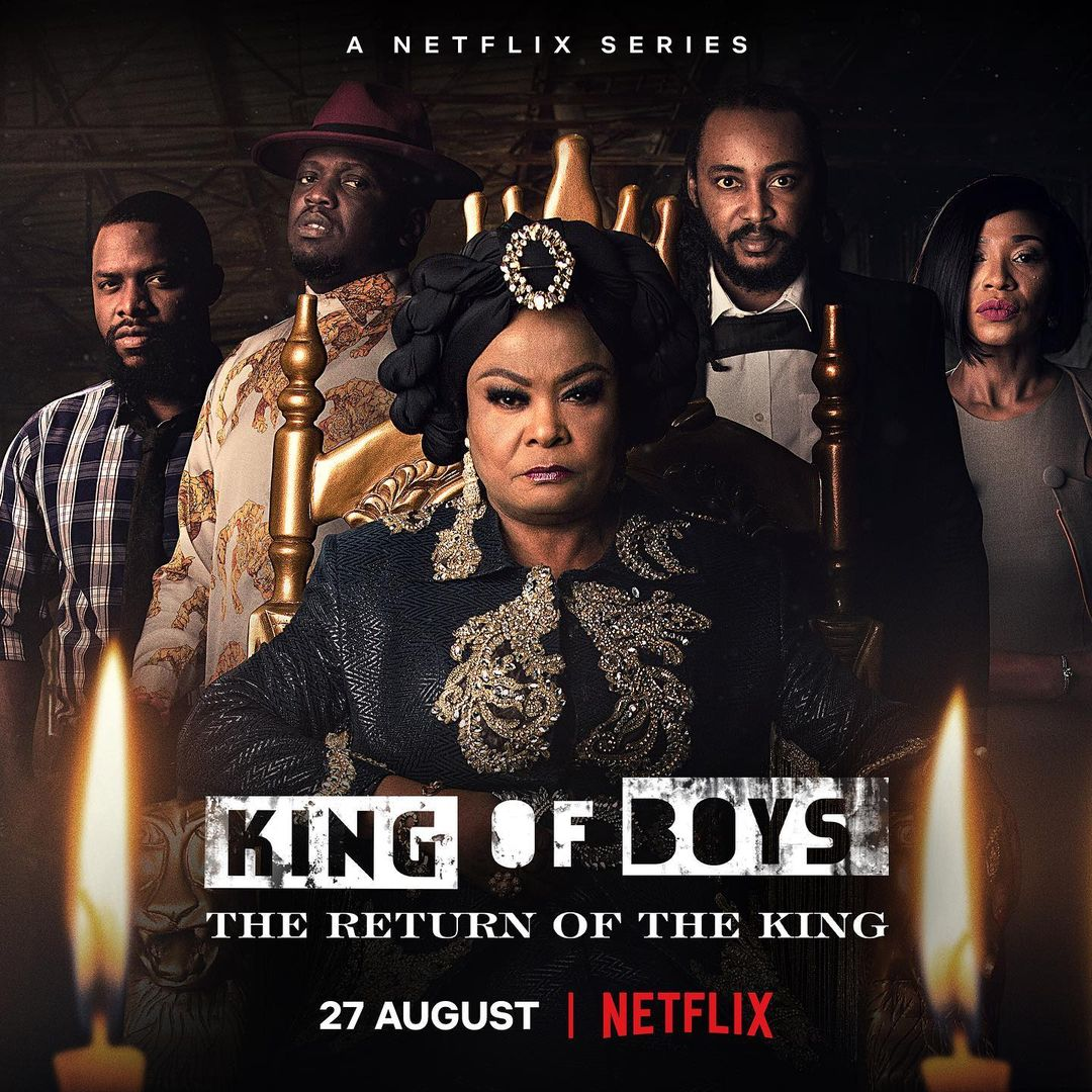 Kemi Adetiba Announces Release Date for King of Boys 2, Here is Why You  Should Watch it