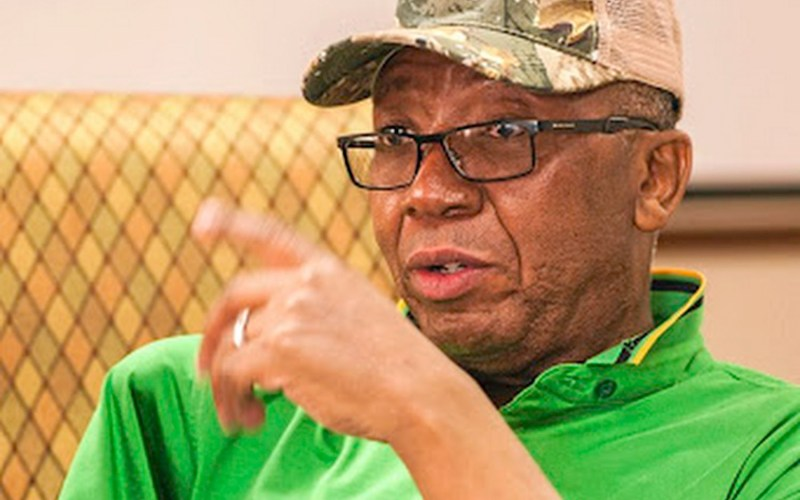 ANC MKMVA Leader Kebby Maphatose Dies of A Heart Attack (News Central TV)