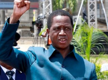 AU Appoints Ex-President Lungu as Head of Election Observer Mission to Kenya (News Central TV)