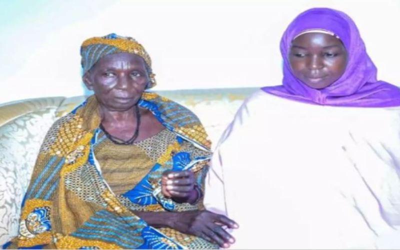 Chibok schoolgirl returns home after seven years (News Central TV)