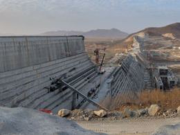 Egypt made a fresh appeal to the UNSC over the GERD