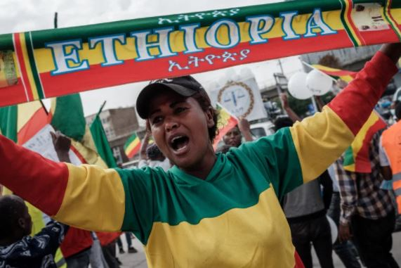 Election Babies: Voters Birth as Ethiopians go to Polls