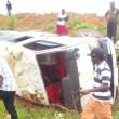 Five Die as Kombi Overturns Near Nenhowe (News Central TV)