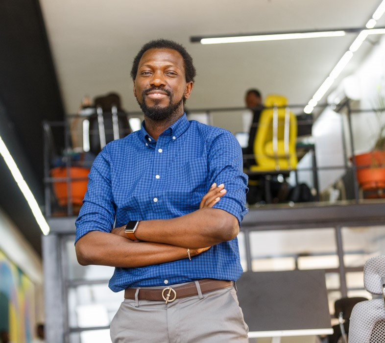 Flutterwave CEO and Founder Olusegun 'GB' Agboola