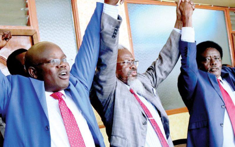 Kenya's UASU Suspend National Strike (News Central TV)