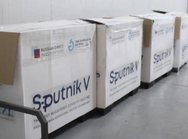 Libya Receives Russia's Sputnik vaccine