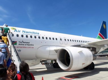 Namibia Defends N$1.6billion Air Namibia Payment (News Central TV)