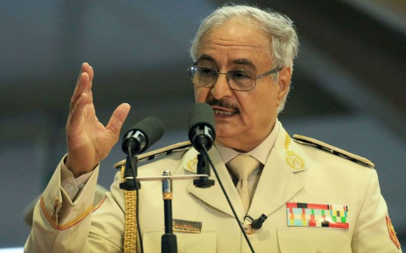 New Law Paves Way for Khalifah Haftar to Contest (News Central TV)