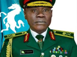 The NAF had earlier destroyed an ISWAP logistics base in Damboa. Killing 50 fighters and dislodging several others