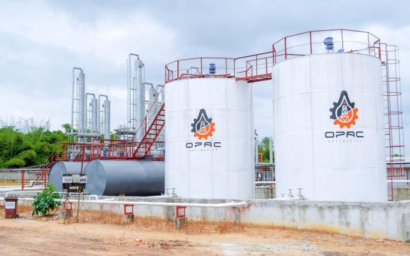 OPAC Modular Refinery, Delta State