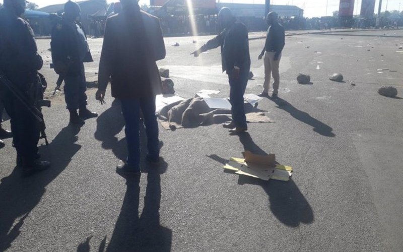 Over-200-Arrested-6-killed-in-Riots-Across-KZN-and-Gauteng-News-Central-TV