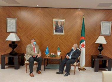 Regional Players Meet in Algeria Ahead of Libyan Polls (News Central TV )