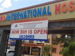 Rwanda Shuts Down Baho International Hospital ( News Central TV)