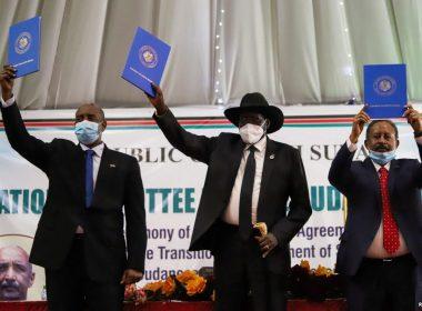 Sudan Peace Deal