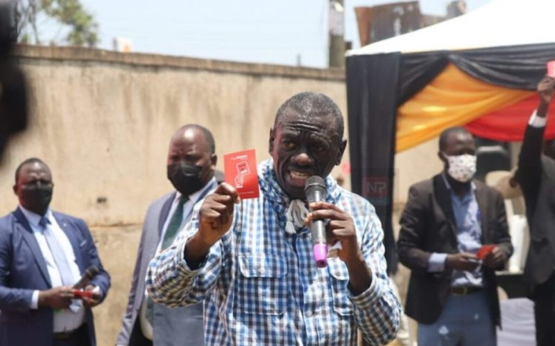 Ugandas-Opposition-Pressure-Group-Appoint-Besigye-Chairman-Lukwago-Deputy (News-Central-TV )
