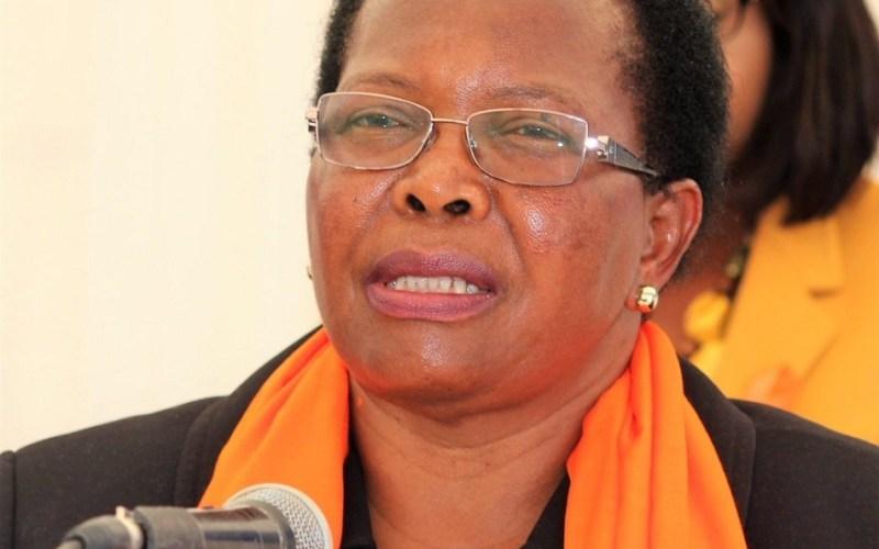 Zambia's Chief Justice Irene Mambilima Dies in Egypt