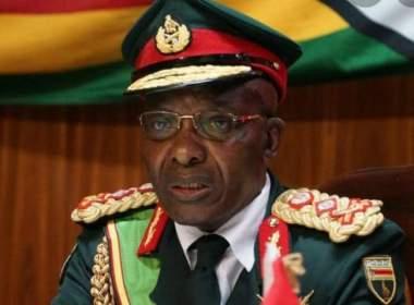 Zimbabwe National Army Commander Edzai Absolom Chimonyo Has Died (News Central TV)