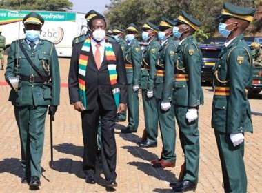 Zimbabwe celebrates 41st Heroes' Day anniversary. (News Central TV)