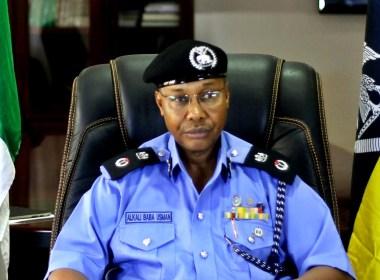 Current Acting Nigerian inspector-general of policeUsman Alkali Baba
