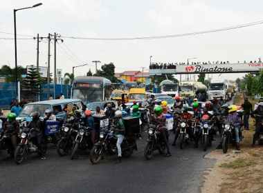 Nigeria's Okada Motorcycles Have a Bad Image, but Banning them Solves Nothing