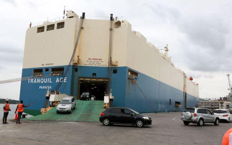 Dar Port Receives Largest Ship Ever (News Central TV)