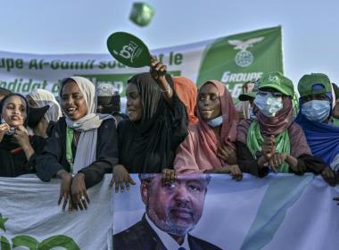 Djibouti Votes