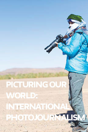 Picturing Our World: International Photojournalism