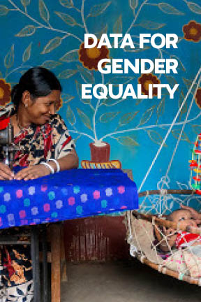 Data for Gender Equality