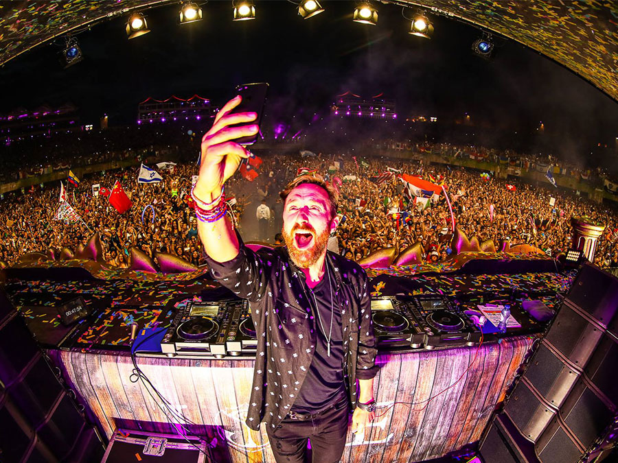 TOP 10: Biggest DJs in the World in 2018