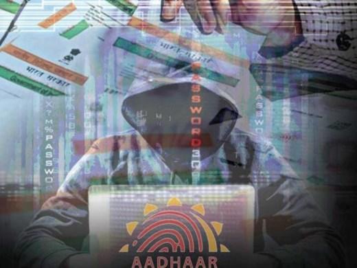 Aadhaar Leaks
