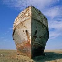 La scomparsa del lago d'Aral, una catastrofe annunciata