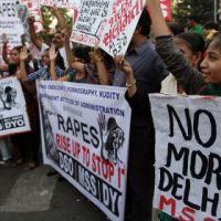 Le piazze indiane per i diritti delle donne