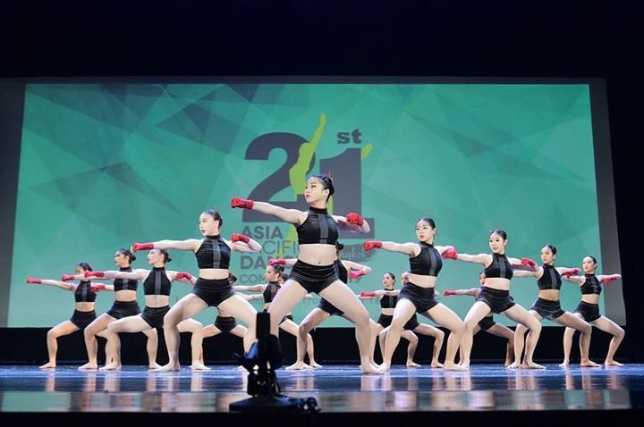 21st Asia Pacific Dance Competition 2019