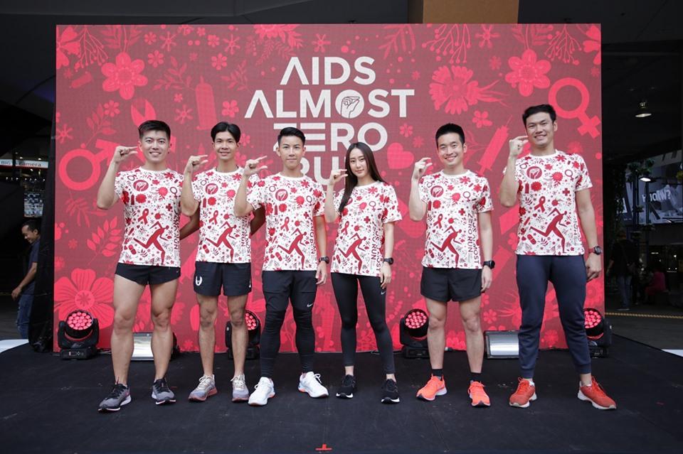 Aids Almost Zero Run