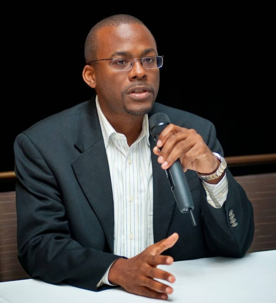 Bevil Wooding, Director of Caribbean Affairs, American Registry for Internet Numbers -