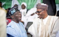 Tinubu denies rift with Buhari