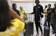 Bolt arrives in Rio for shot at immortality