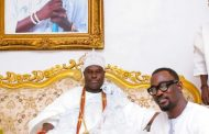 Pasuma pays homage to Ooni