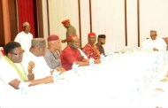 Buhari tells Igbo leaders that he is not marginalising South-east
