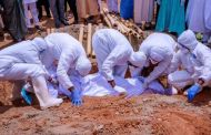 PHOTOS: How burials in Nigeria have changed during the Covid-19 pandemic